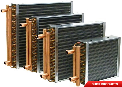 Air Cooled Heat Exchanger Natural Gas